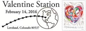 loveland postmark